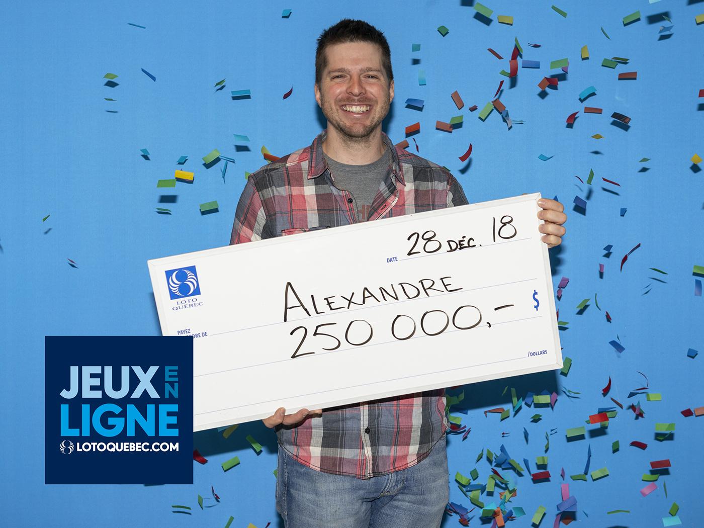 250 000$ de plus dans ses poches