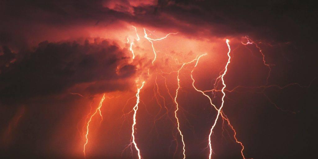 Veille d'orages violents pour la Mauricie