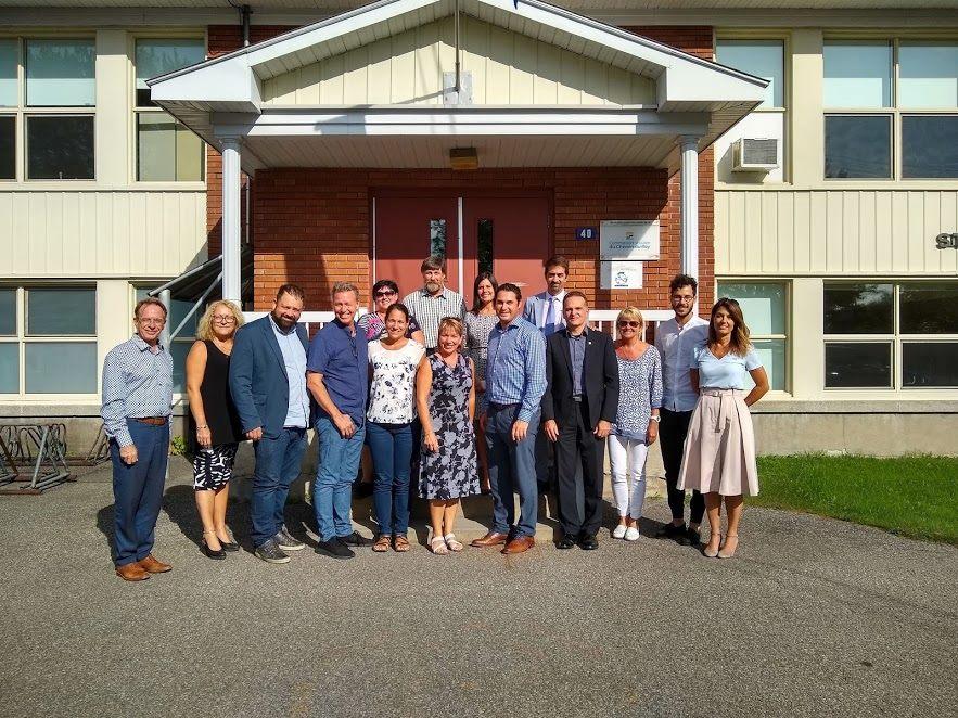 Lab-École: le projet se précise à Maskinongé