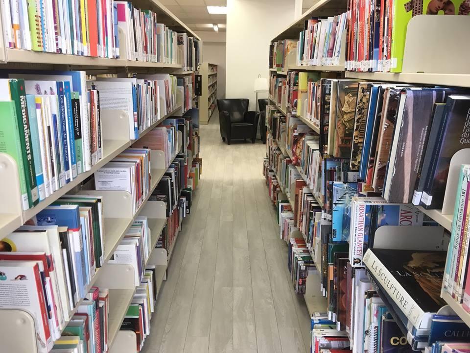 Ouverture de la bibliothèque Jean-Paul-Plante