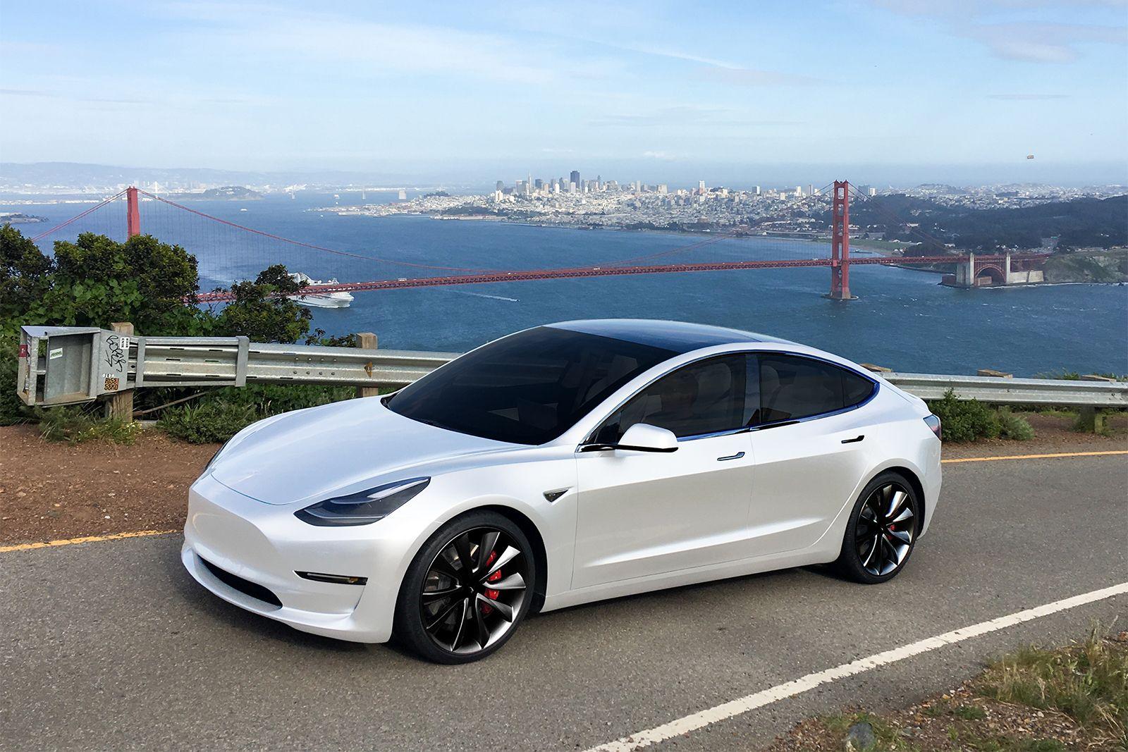 Un dur coup pour la Tesla 3