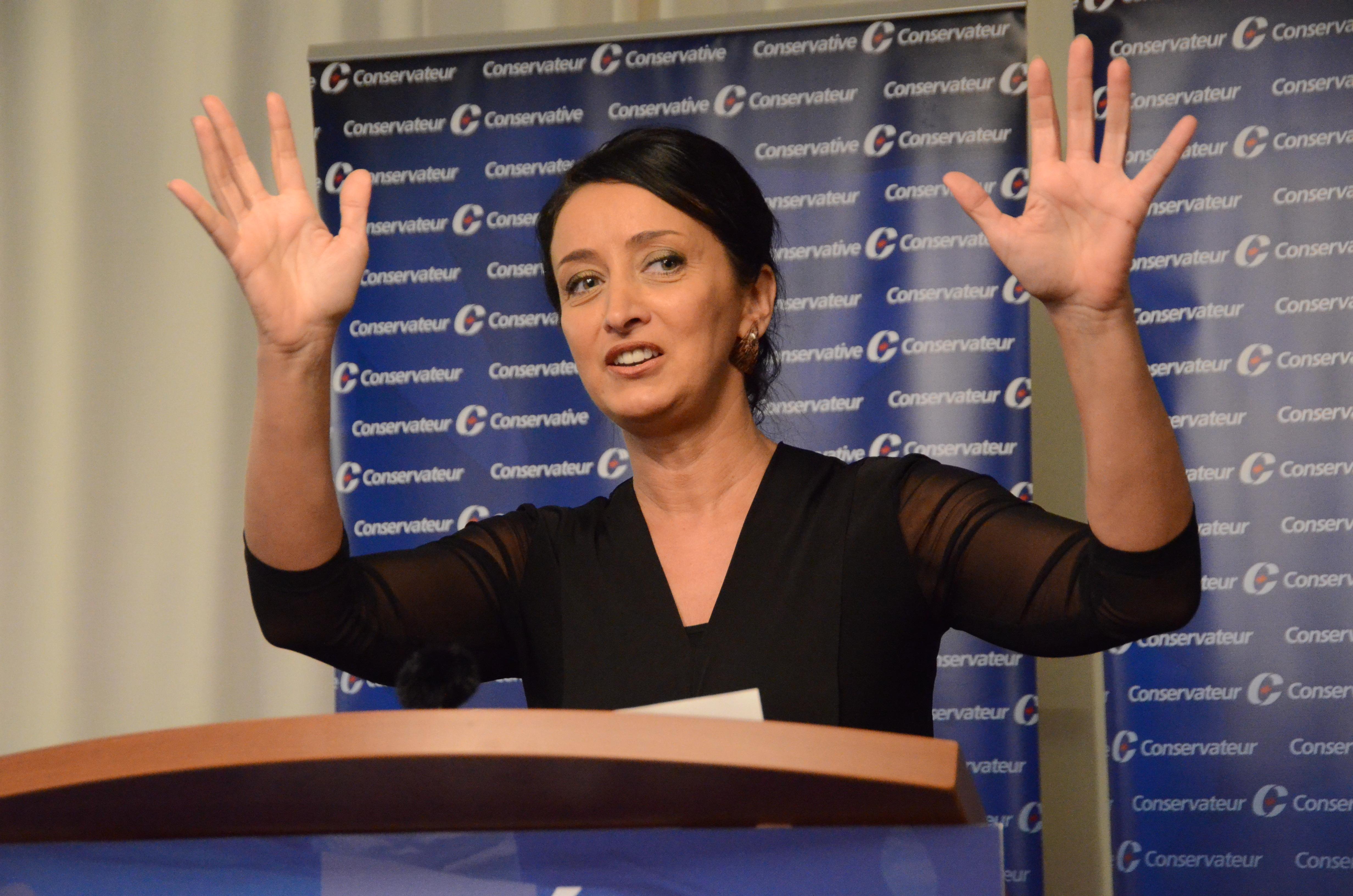 Josée Bélanger représentera les conservateurs dans Berthier-Maskinongé
