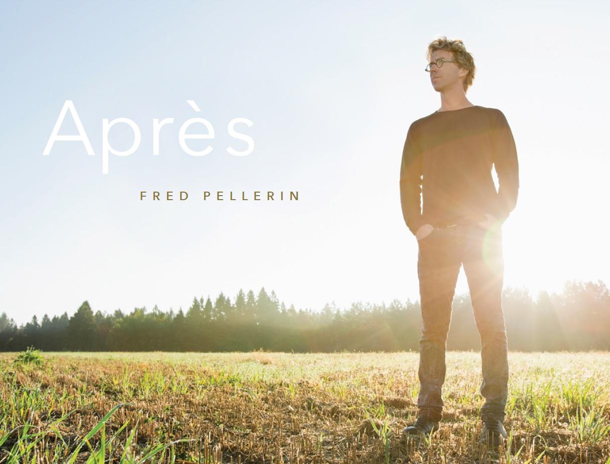 Fred Pellerin lance son quatrième album solo
