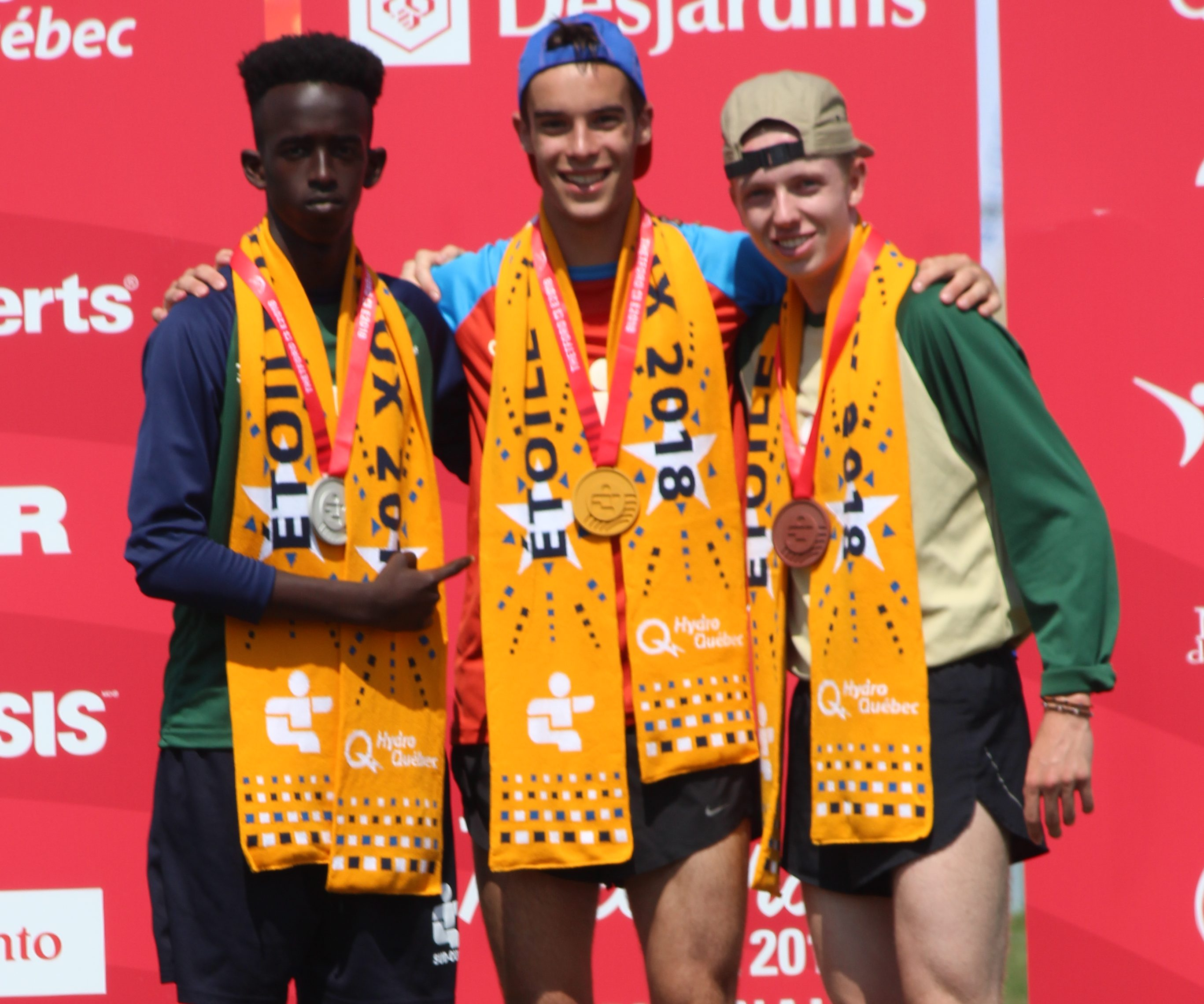 Jeux du Québec: Anthony Gagnon remporte deux médailles