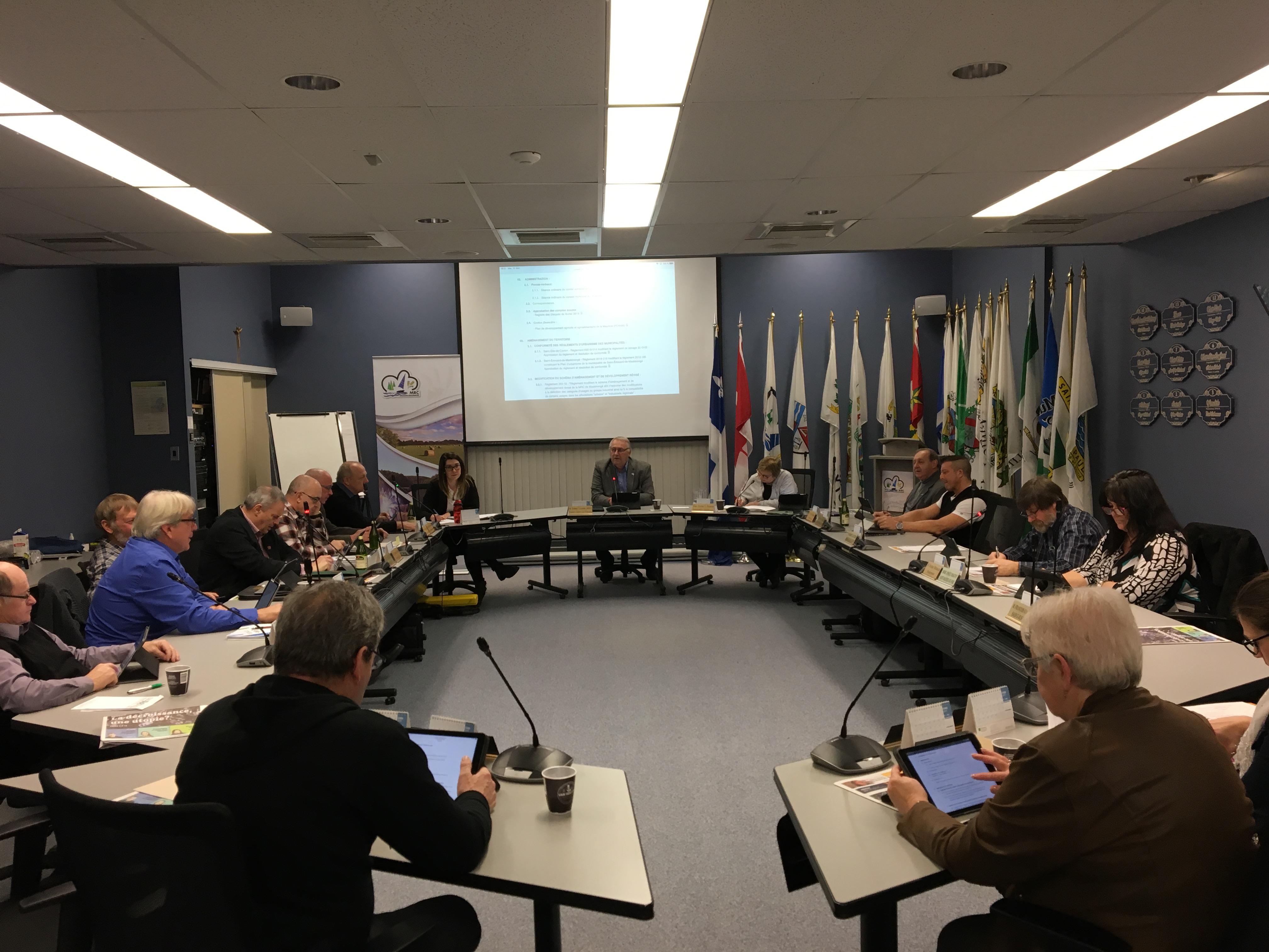 La MRC de Maskinongé appuie la Déclaration d'urgence climatique