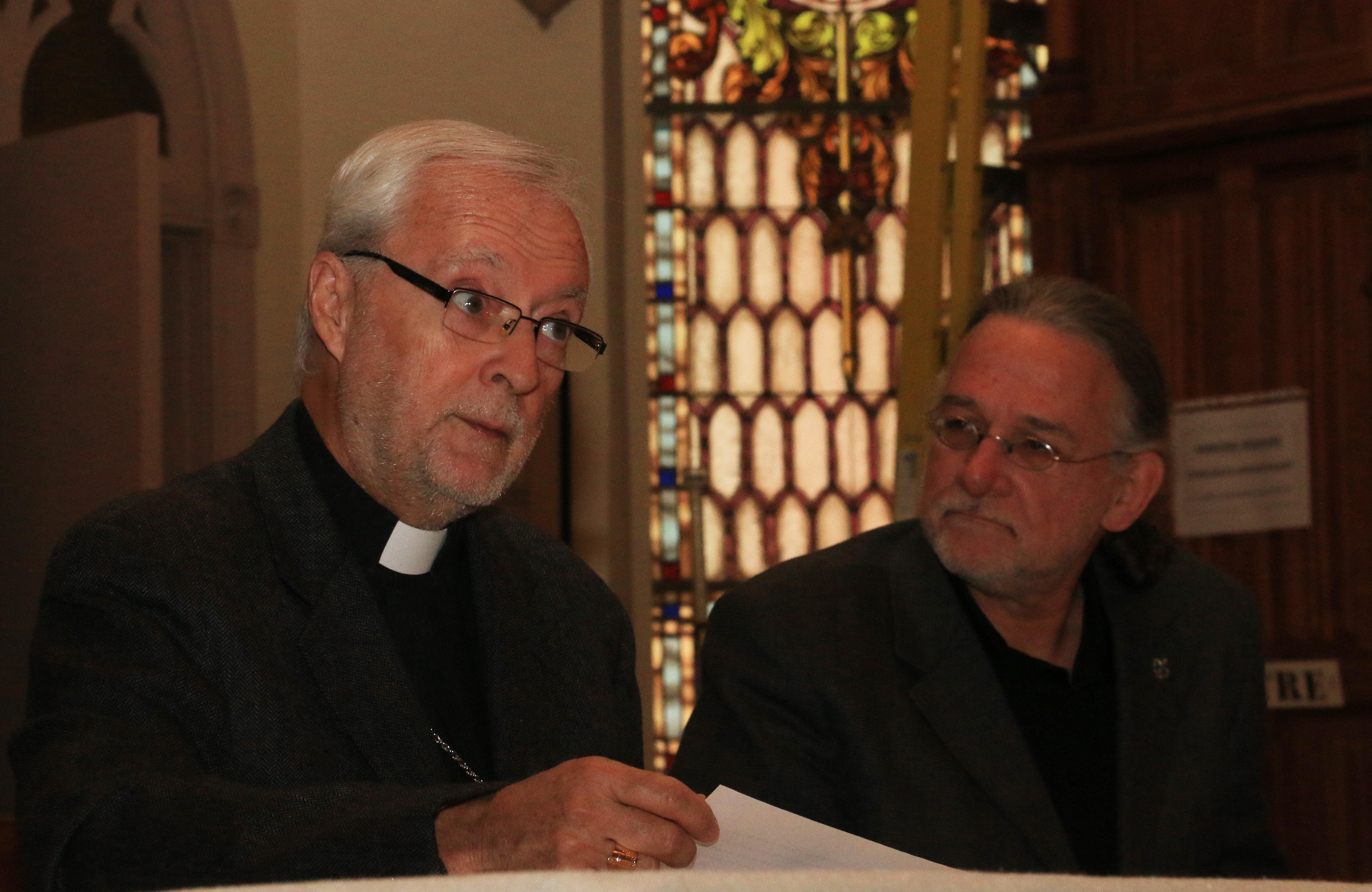 Un comité spécial se penche sur l'avenir des églises de la région
