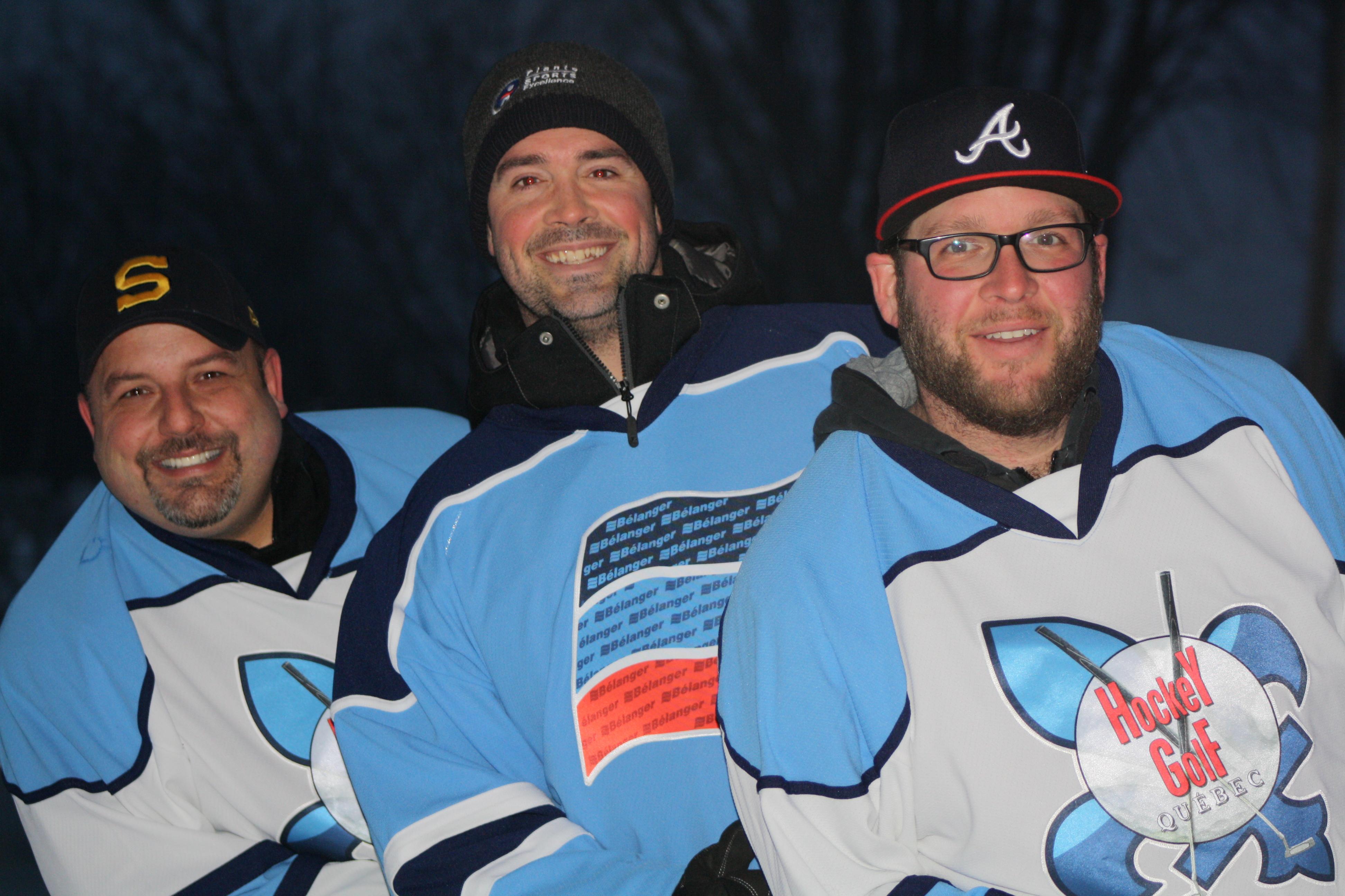 Hockey bottine: un sport populaire à Maskinongé