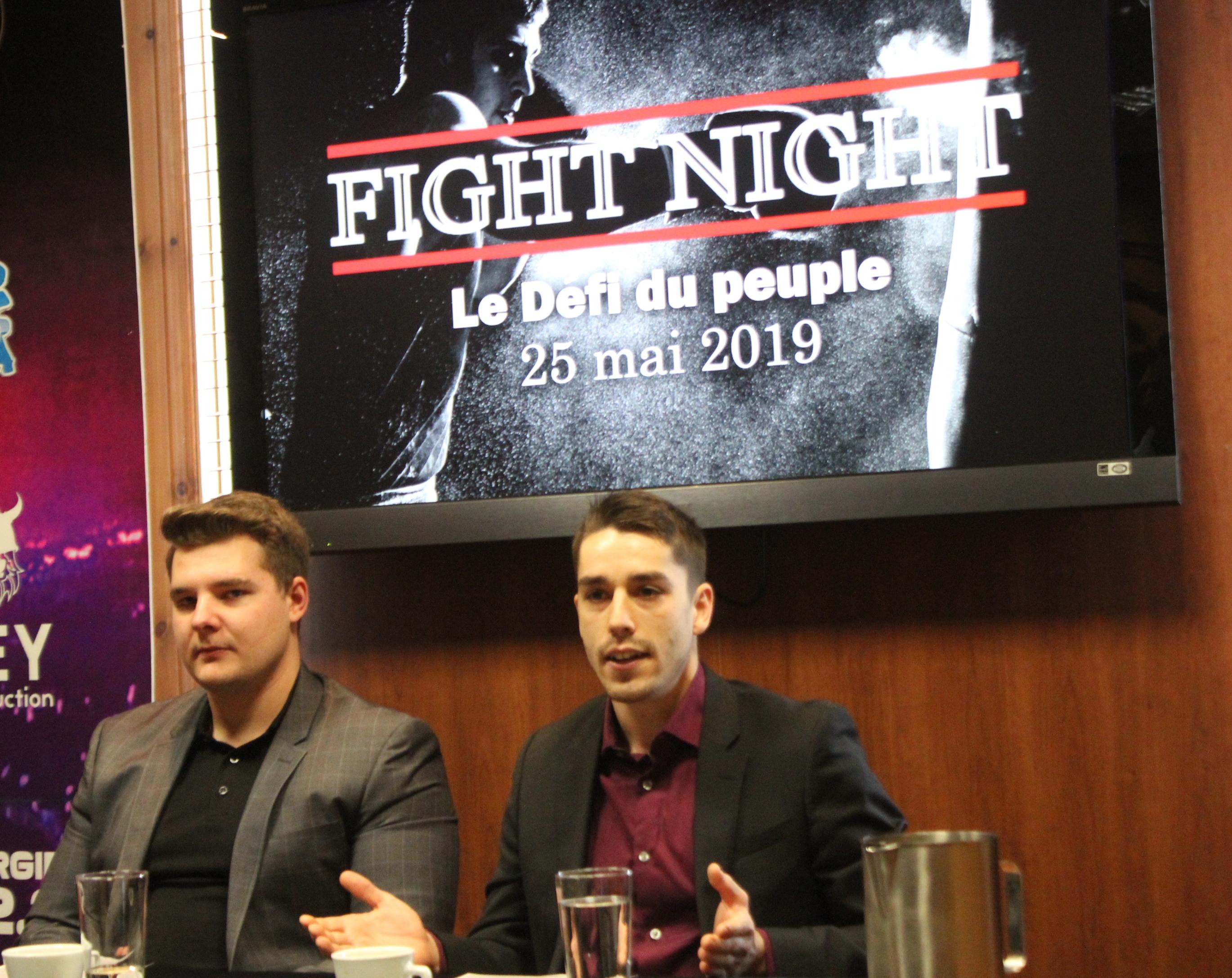 Le Fight Night est de retour: oserez-vous?