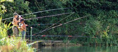 De l'initiation à la pêche à Louiseville