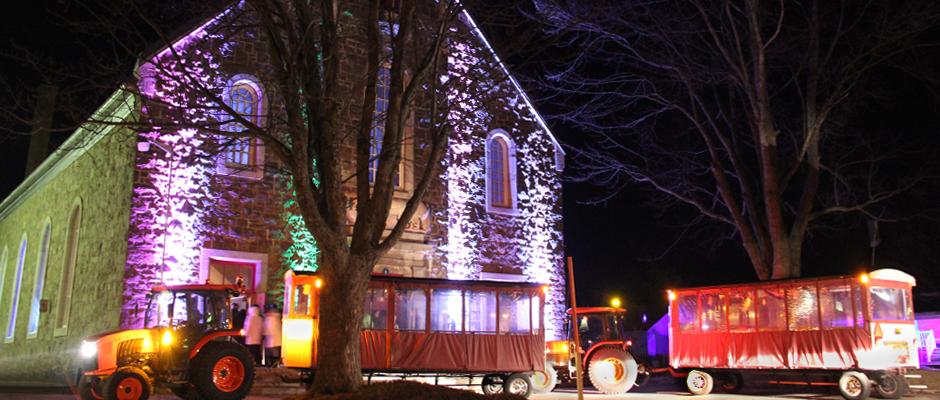 Une Féerie de Noël «trad»