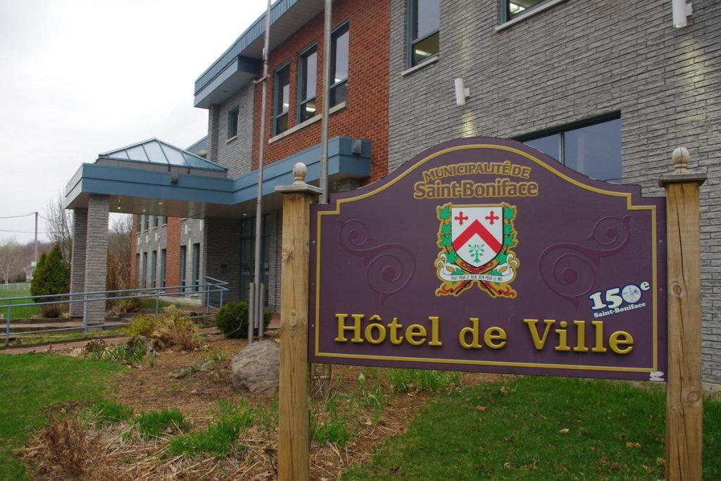 Hausse des taxes de 3,73% à Saint-Boniface