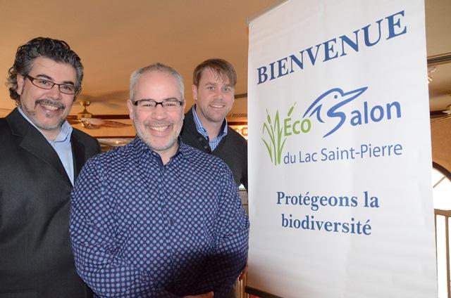 L'Éco-Salon du Lac-Saint-Pierre est de retour du 13 au 15 février
