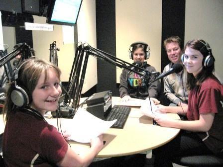 L'école primaire de Louiseville à Radio L'Escale