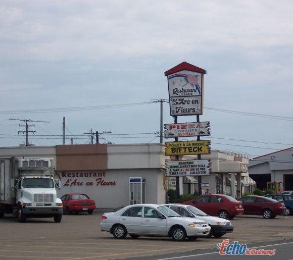Le restaurant L'Arc en fleurs plaide coupable à des accusations de fraude fiscale