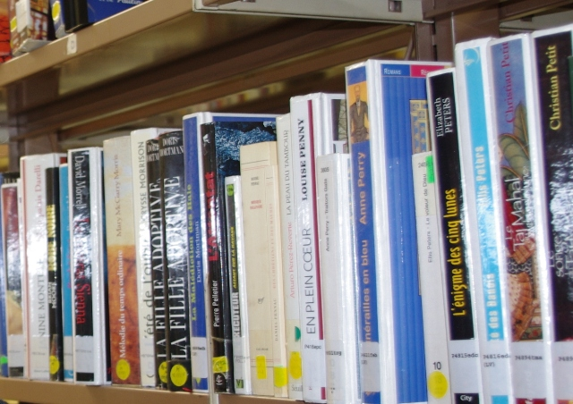 L'Escale: un neuvième Salon du livre usagé s'organise