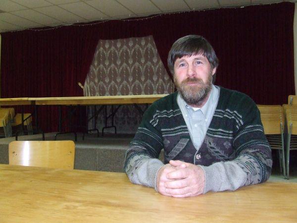 Maskinongé : Roger Michaud sollicite un premier mandat complet à la mairie