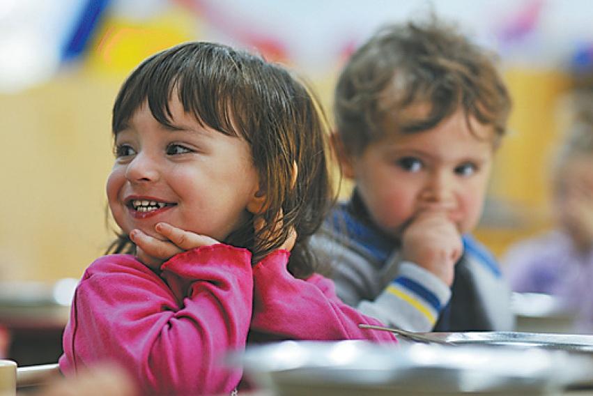 29 nouvelles classes de maternelle 4 ans en Mauricie