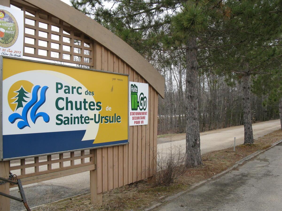 Parc des Chutes de Sainte-Ursule: une randonnée animée par une biologiste prévue en août