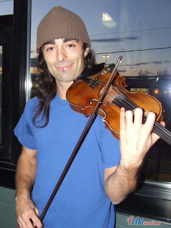 Un violoniste d'exception
