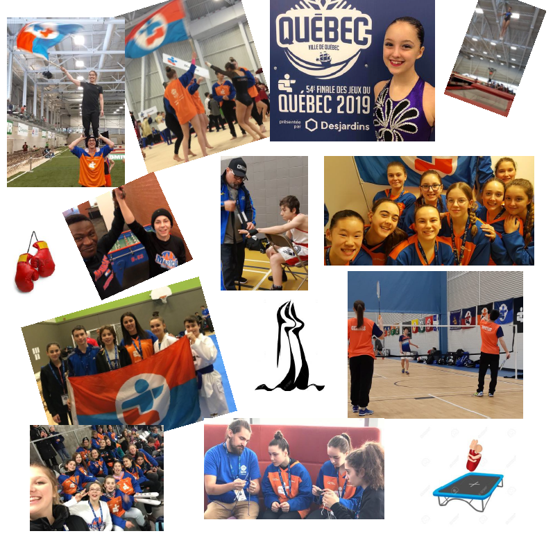 Jeux du Québec: quatre autres médailles pour la Mauricie
