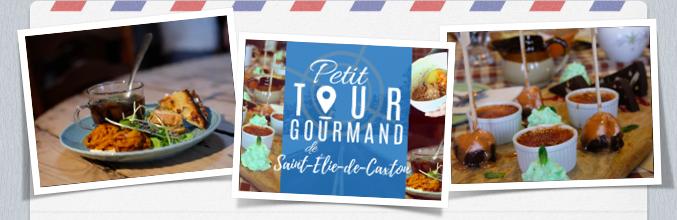 Petit tour gourmand à Saint-Élie-de-Caxton