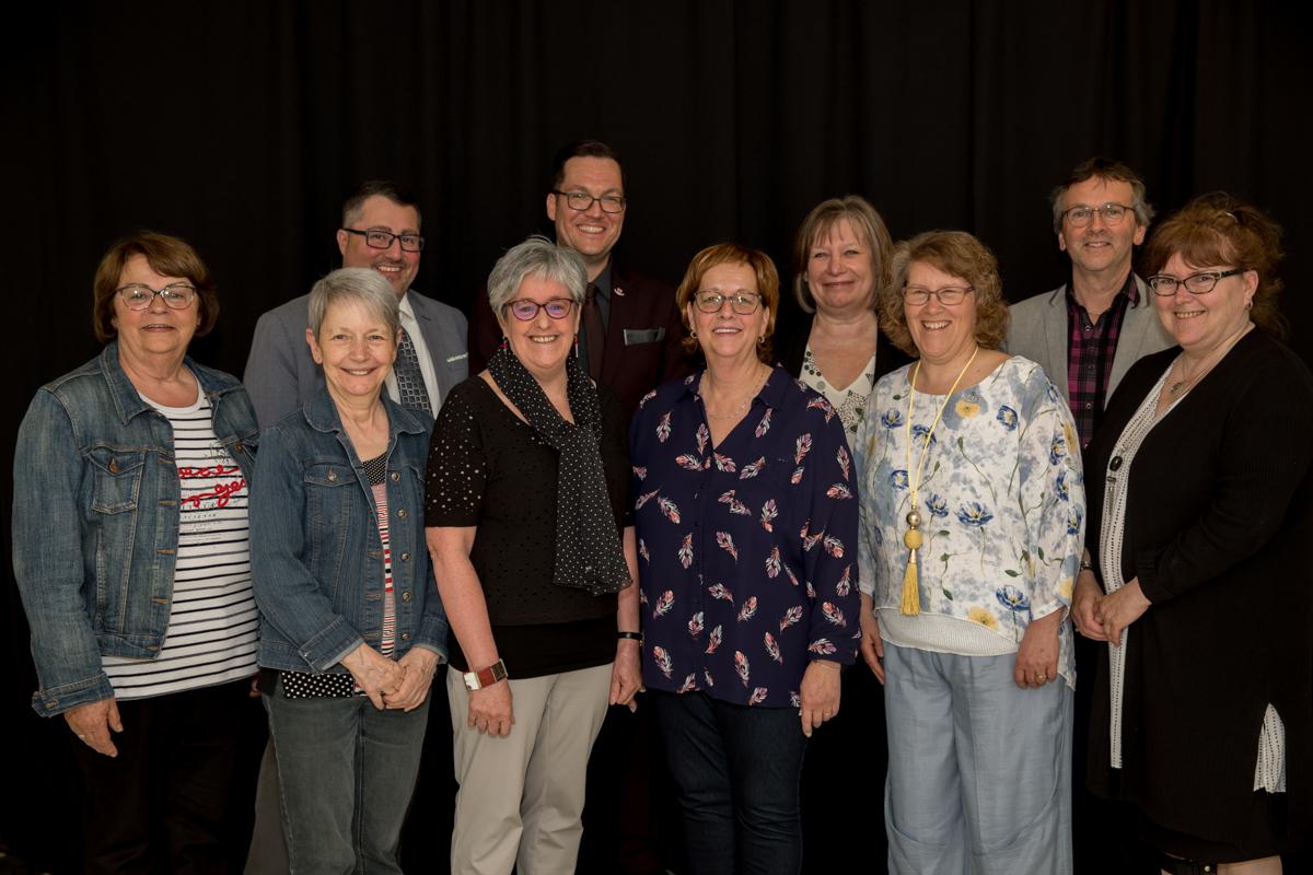 Nouveau conseil d'administration au Réseau BIBLIO CQLM