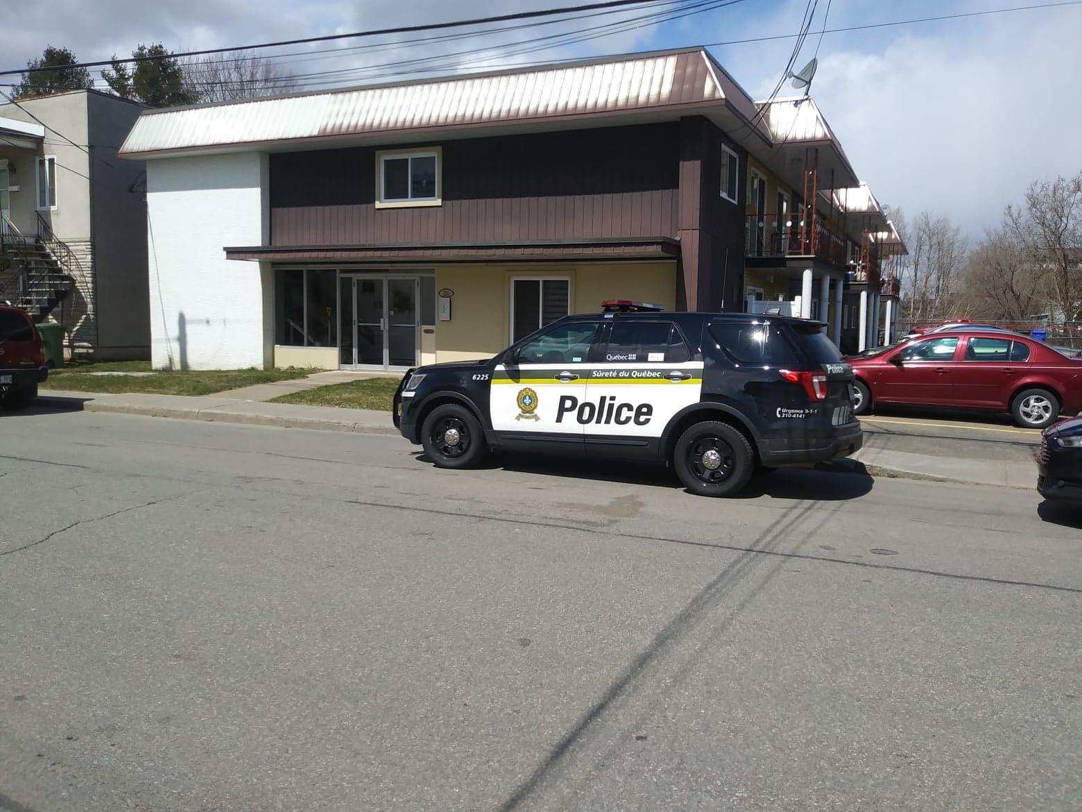 Violente agression à Louiseville: un suspect arrêté