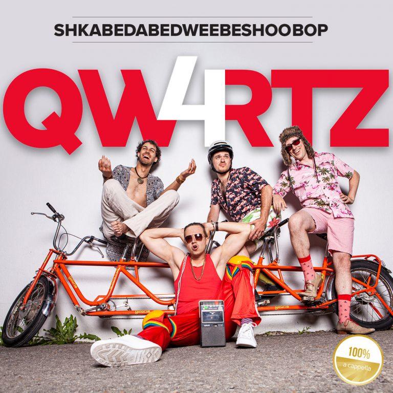 Nouvel album de QW4RTZ: de «Bohemian Rhapsody» aux Backstreet Boys