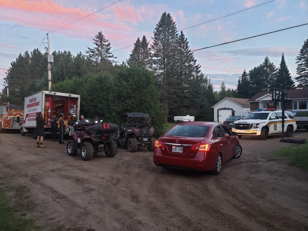 RETROUVÉS | Deux enfants portés disparus à Saint-Alexis-des-Monts