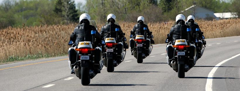 Présence policière accrue sur le réseau routier