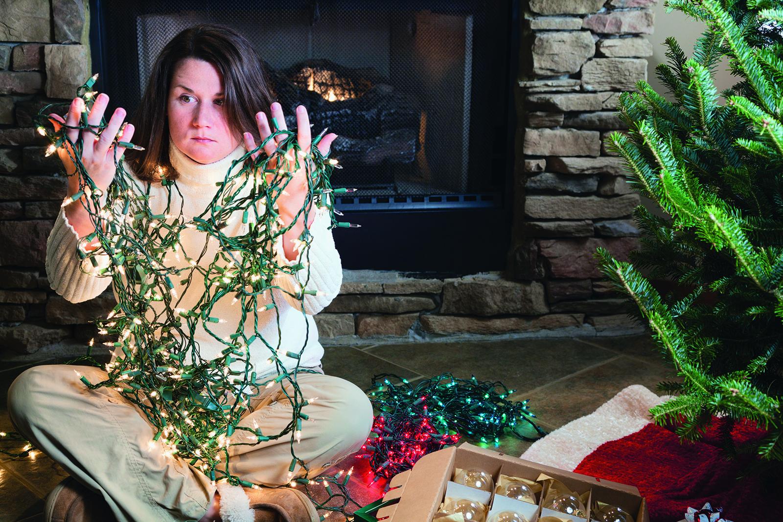 7 trucs futés pour ranger les décorations et les accessoires de Noël