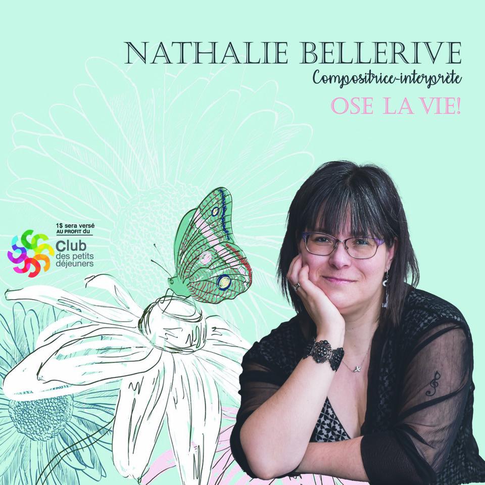 Un premier album instrumental pour Nathalie Bellerive