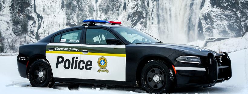 La SQ déploie une opération en matière de sécurité routière