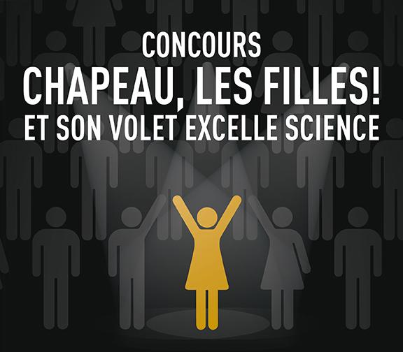 Concours Chapeau, les filles! : jusqu'au 5 mars pour s'inscrire