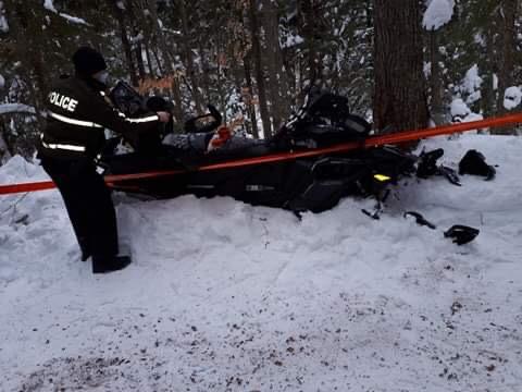 Accident mortel en motoneige: l'identité de la victime dévoilée