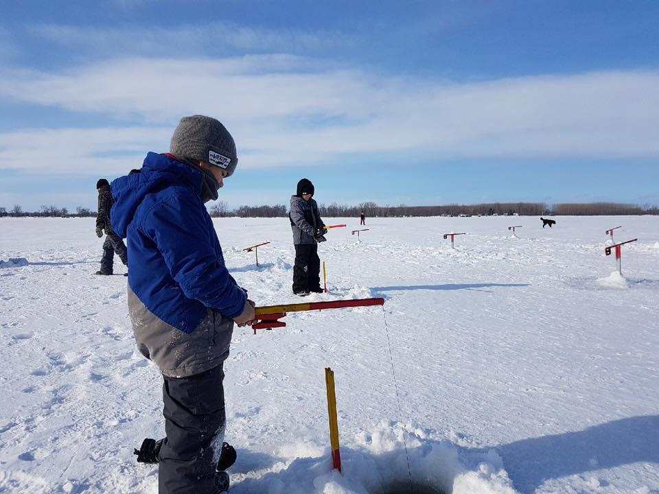 Lac Saint-Pierre: la pêche blanche est autorisée