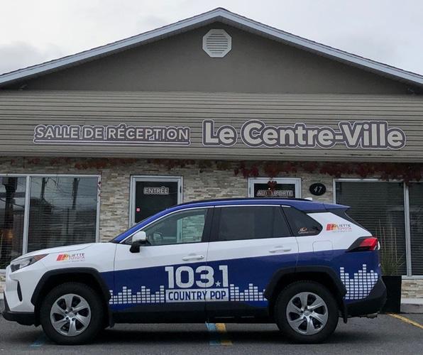 Québec accorde plus de 75 000 $ au Country pop 103,1