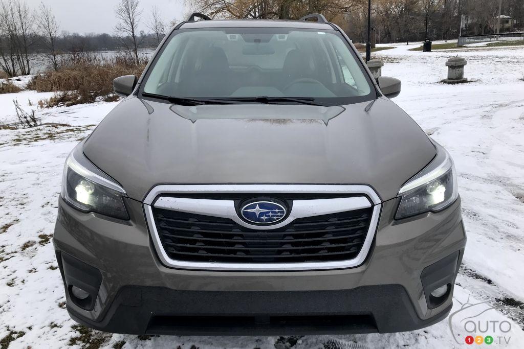 Essai à long terme du Subaru Forester 2021, partie 5 : Du quatre pattes très sérieux