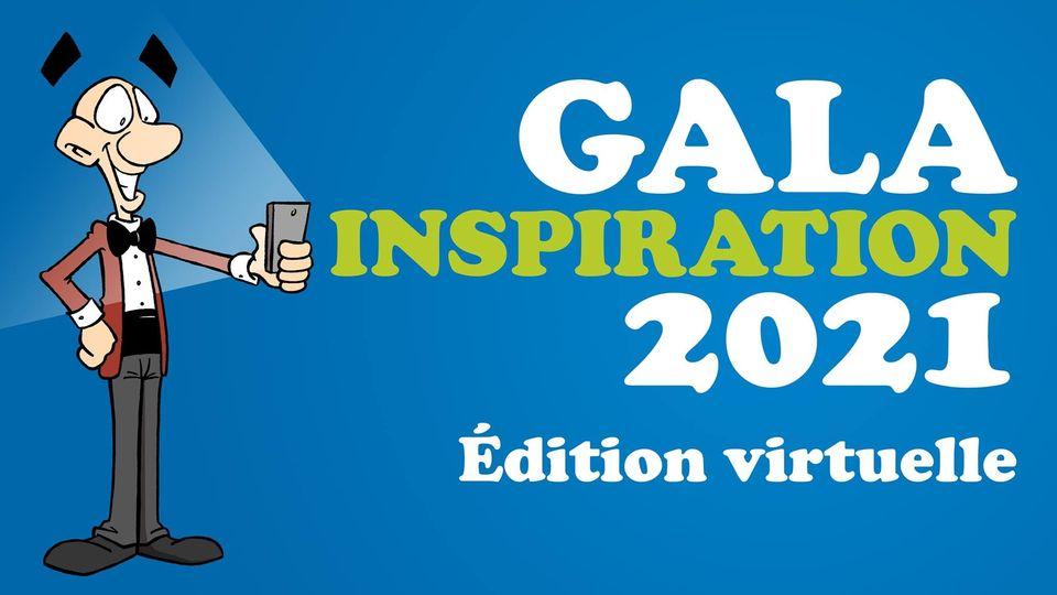 Gala Inspiration 2021: 15 personnes récompensées