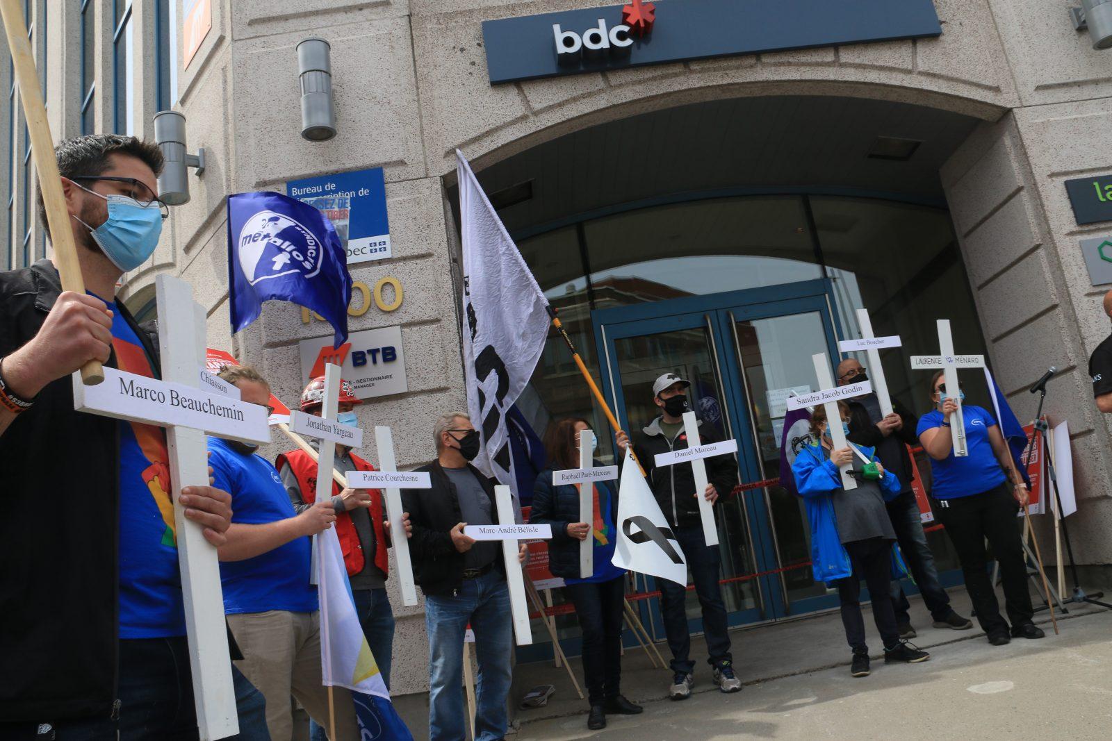Dix travailleurs ont perdu la vie en 2020 en Mauricie/Centre-du-Québec