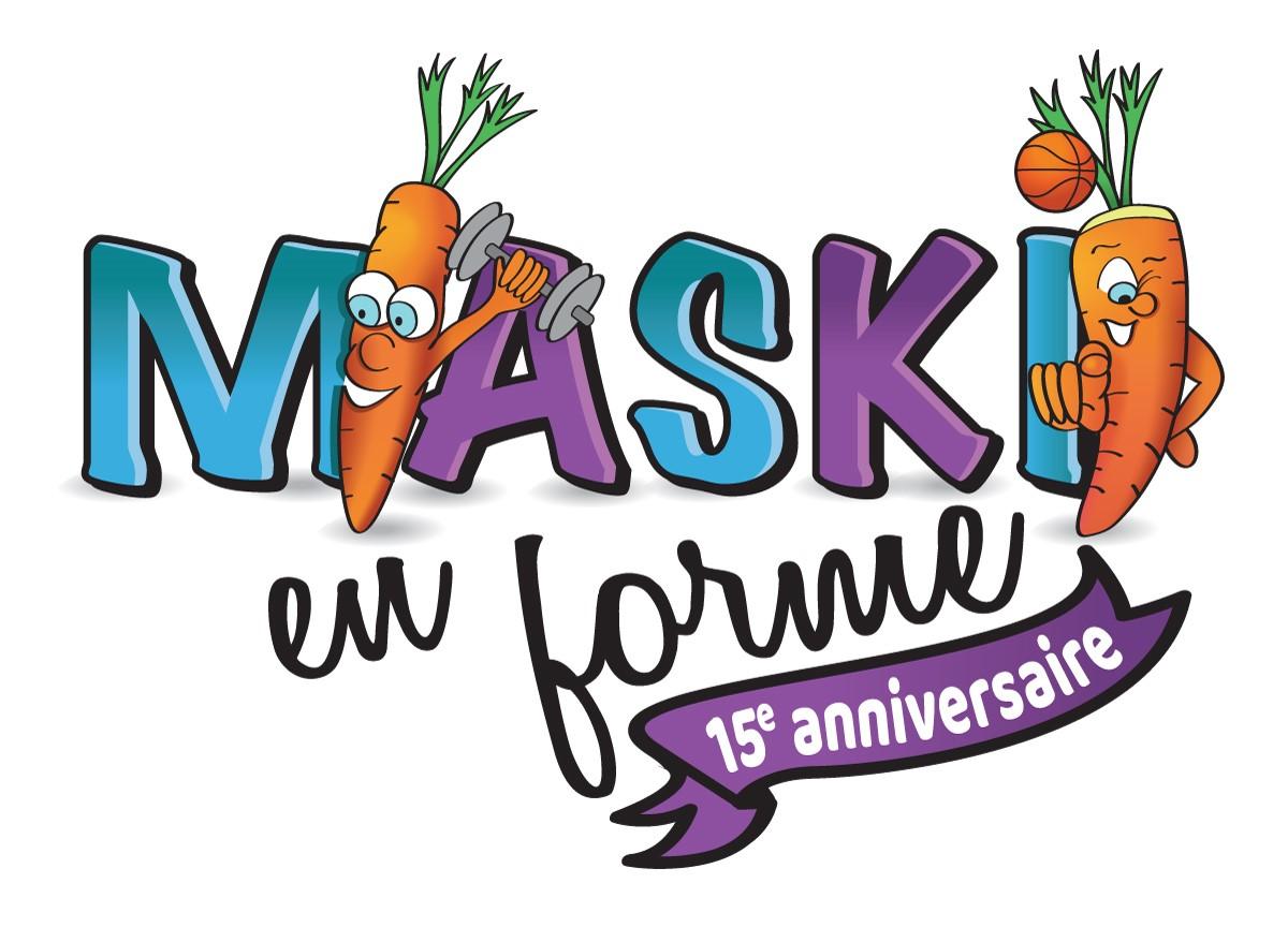 Maski en forme fête ses 15 ans