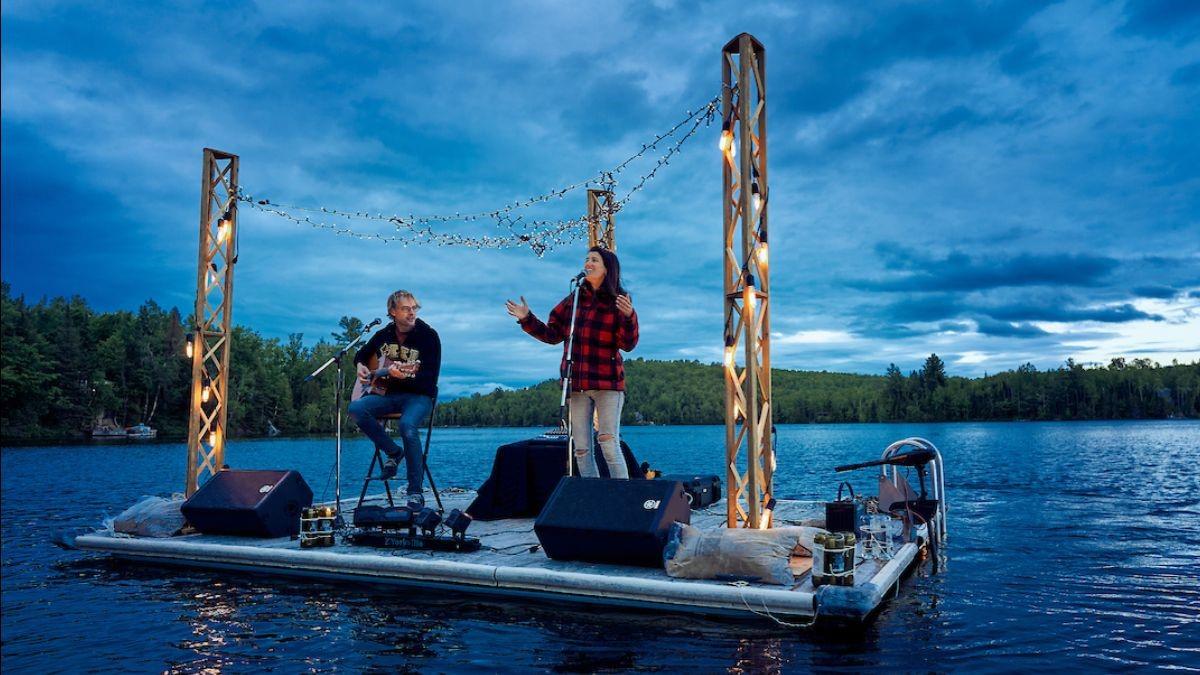 Stéphanie Bédard reprend la route des lacs