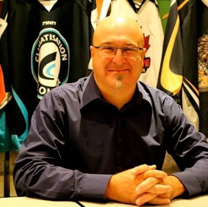 Alain Beauchamp tire sa révérence de la Ligue régionale de hockey (LRH) senior