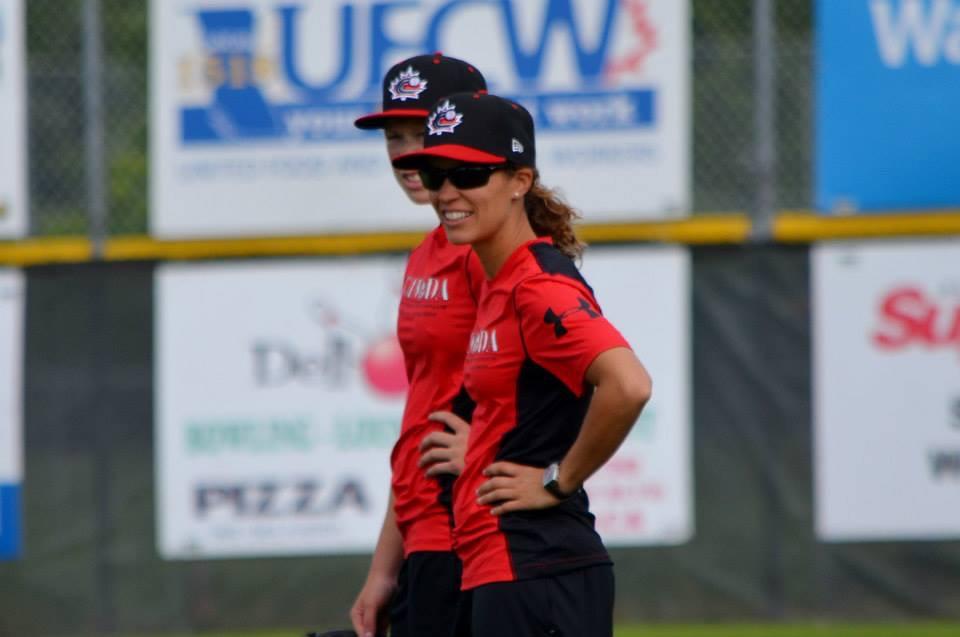Patricia Landry renoue avec l'Équipe nationale de baseball